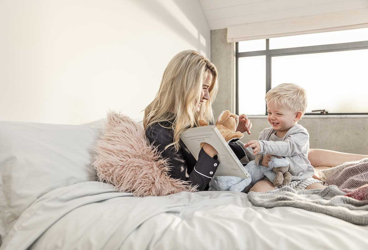 Giving your children the best chance at a healthy sleep