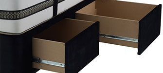 BASE AND DRAWERS