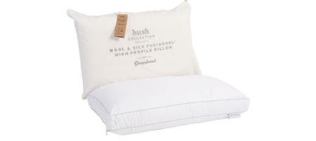 HUSH COLLECTION PILLOW