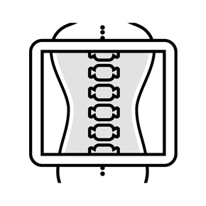 Back care icon